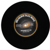 Dreadlock Tales - Designed by Jah / Designed In Dub (Dreadlock Tales Music) 7""